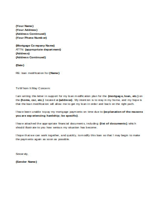 Short Sale Hardship Letter Template from images.sample.net