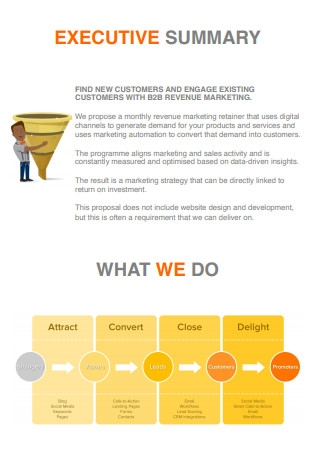 Inbound Marketing Proposal Sample
