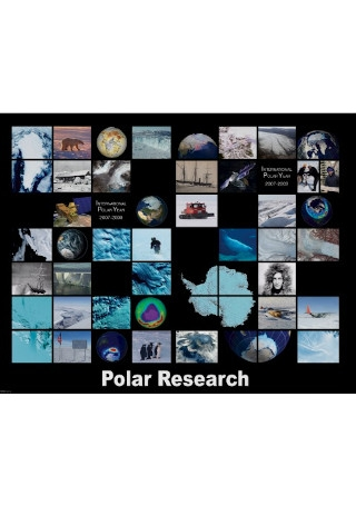 Polar Research Montage Poster
