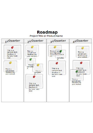 Product Map Sample in DOC