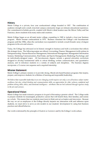 Professional Employee Handbook