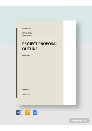 Project Proposal Outline Template