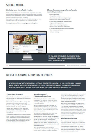 Proposal for Branding Marketing Services