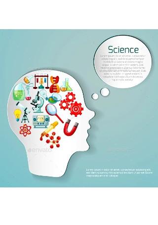 Science Poster Illustration