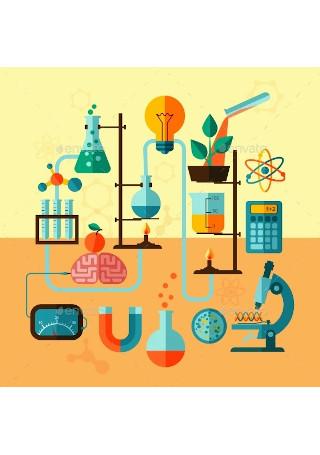 Scientific Research Laboratory Poster