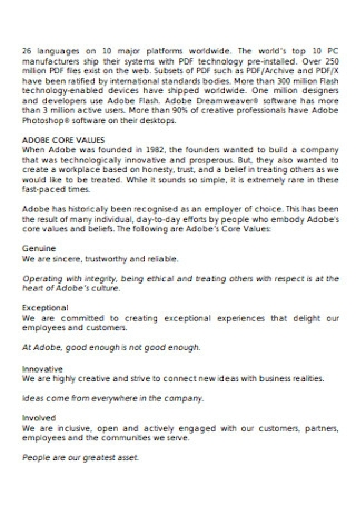 Singapore Employee Handbook