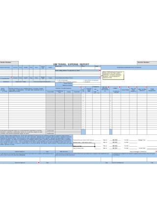 UW System Travel Expense Report