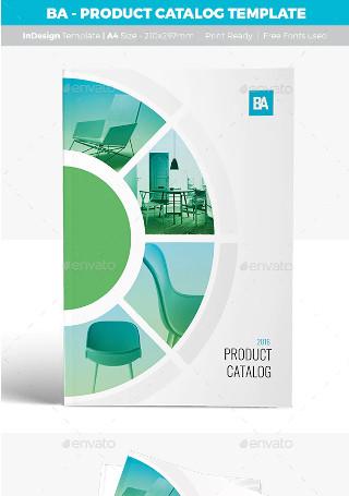 BA Product Catalog