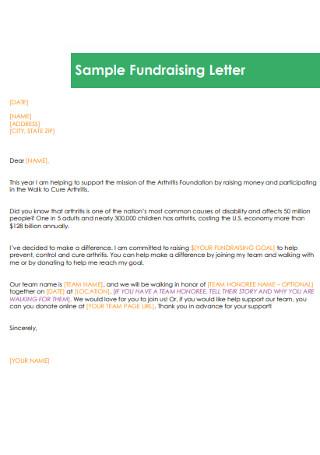 Basic Fundraising Letter