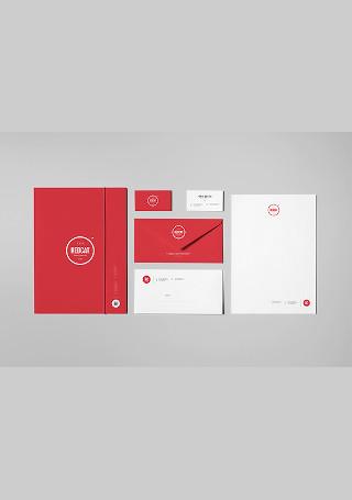 Branding Business Envelope