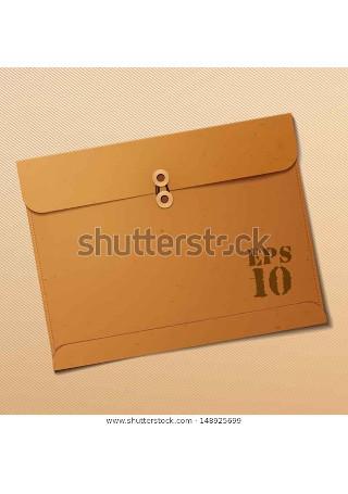 Business Envelope InDesign