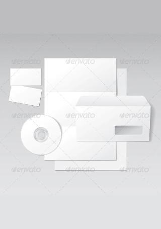 Business Letter Envelope