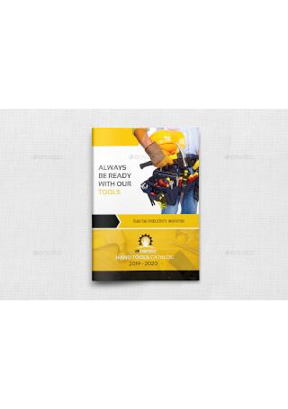 Hand Tools Products Catalog Brochure