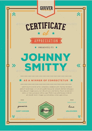 Multi Purpose Certificate
