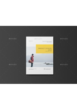 Product Catalogs Brochure