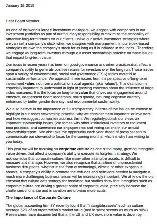 Proxy Letter in PDF