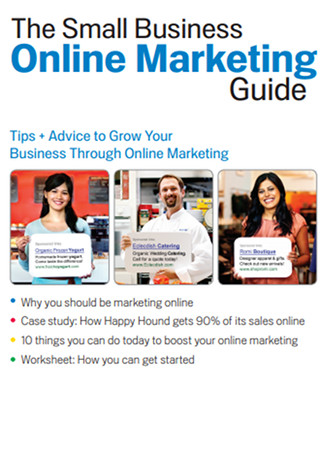 Small Business Online Marketing Strategy Sample