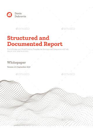 Standard White Paper