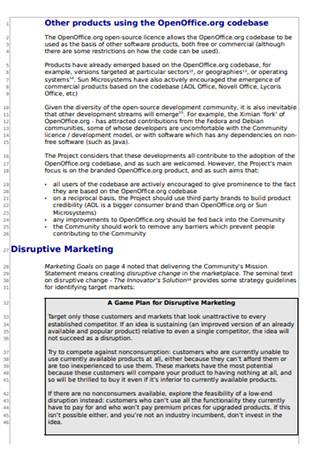 Strategic Marketing Plan 2010 Sample