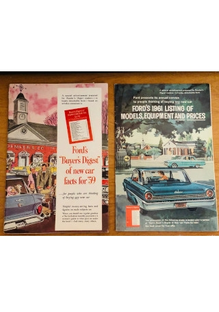 Advertising Booklet Pamphlets