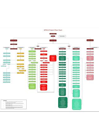 Basic Project Flow Chart