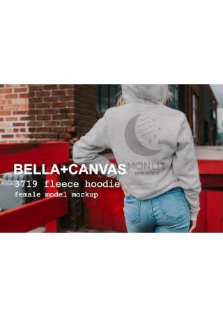 BellaCanvas Hoodie