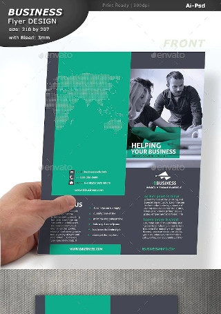 Corporate Pamphlet Design