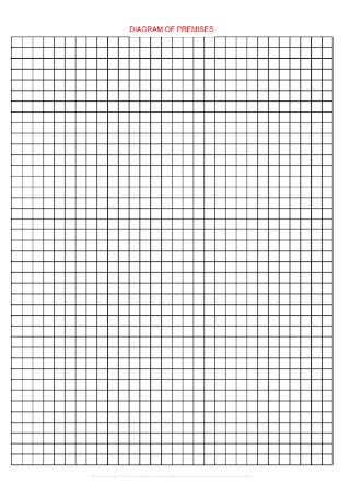 Dream of Primises Graph Paper Template