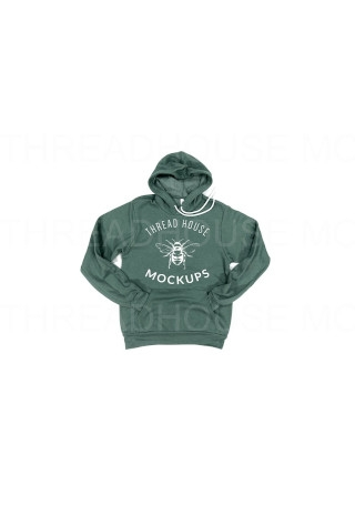 Forest Green Hooded sweatshirt