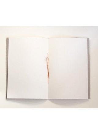 Handmade Pamphlet Stitch Journal