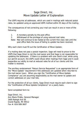 Letter Explanation Derogatory Credit from images.sample.net