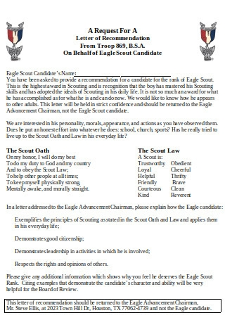 Eagle Scout Reference Letter Template from images.sample.net