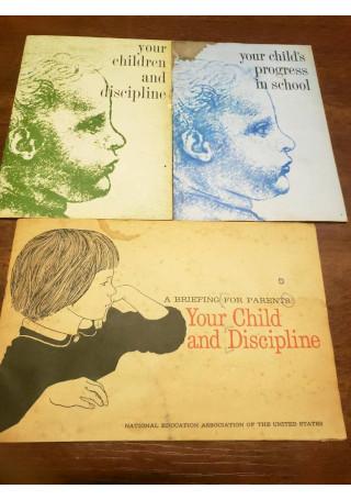 Vintage Parenting Pamphlets