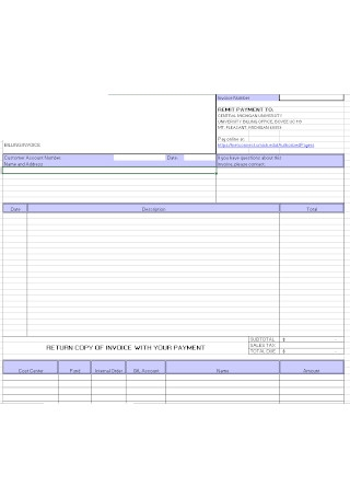 Invoice Form Template from images.sample.net