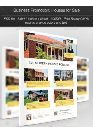 Business Promotion Houses for Sale