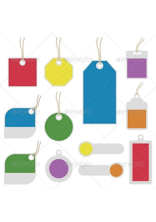 Gift Tags and Labels