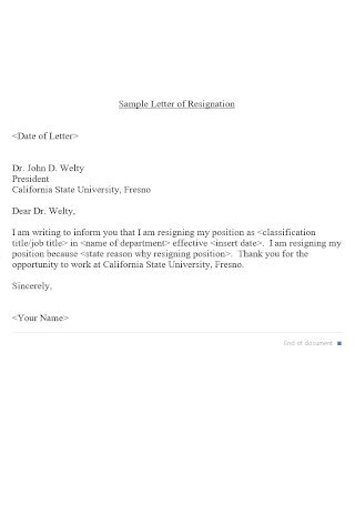 Sample Email Rejection Letter Template