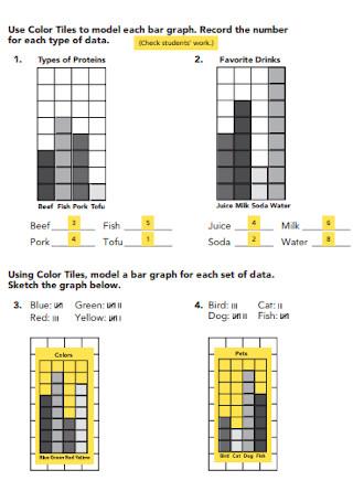 Measurement and Data Bar Graphs