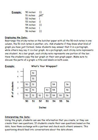 Standard Bar Graph Template