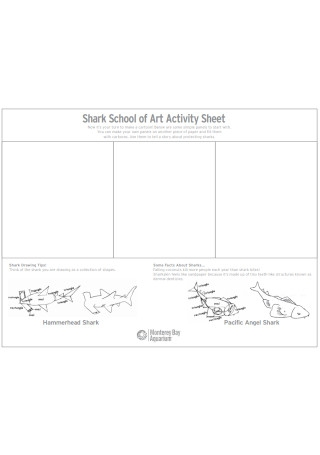 School of Art Activity Sheet
