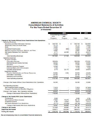 Audited Financial Statement