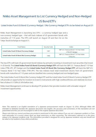 Asset Management List