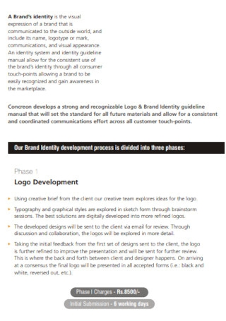 Branding Identity Proposal