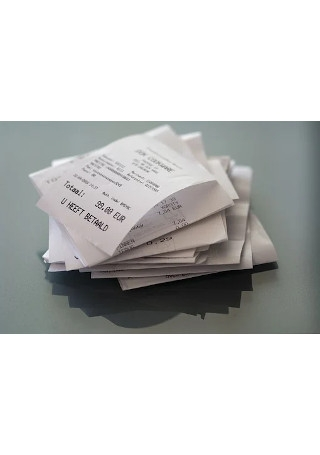 27+ SAMPLE Monthly Rent Receipt Templates in PDF | MS Word