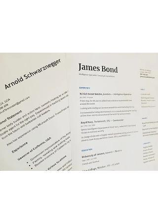 36+ SAMPLE Acting Resumes in PDF | MS Word
