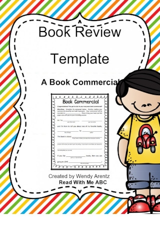 Commercial Book Review