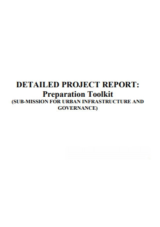 Project Report Toolkit