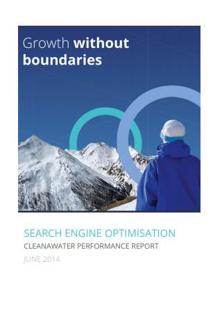 Seo Sample Report