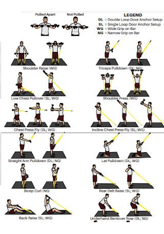 Basic Exercise Chart