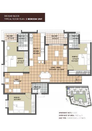 Floor Bedroom Plan